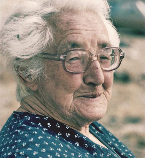 Anciana Nicolasa